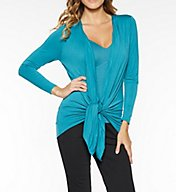 Rhonda Shear Ahh Long Sleeve Comfort Wrap 6520