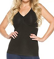 Rhonda Shear Cotton Blend Shaping Tank 9573