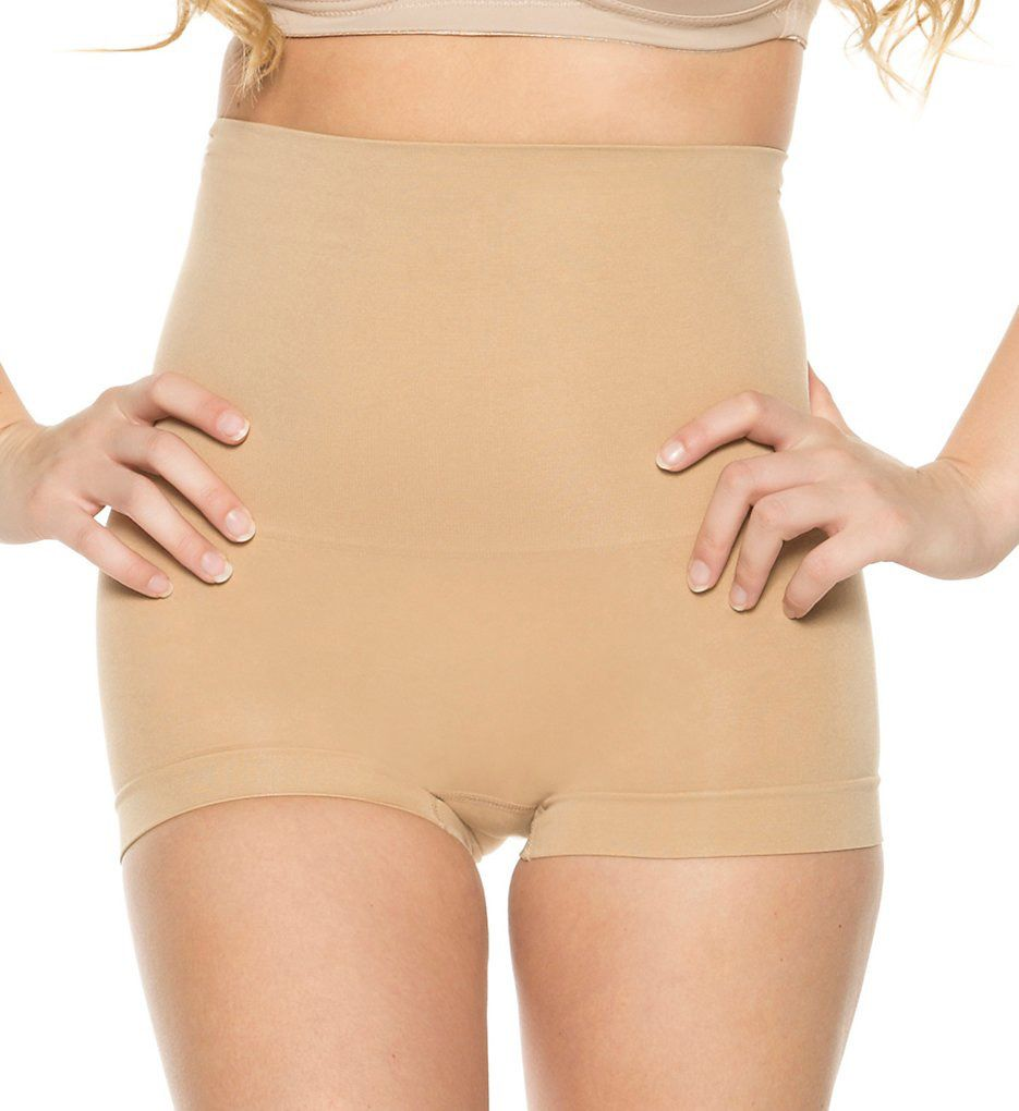Rhonda Shear High Waist Shaping Boyshort 9805