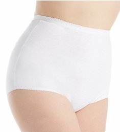 Shadowline Plus Size Cotton Classics Brief Panty 17021P