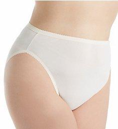 Shadowline Plus Size Spandex Hi-Leg Brief Panty 17805P
