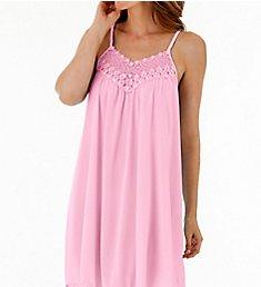 Shadowline Beloved Sleeveless Short Gown 34275