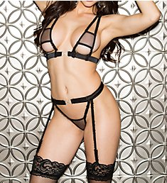 Shirley of Hollywood Diamond Bra Set 2163
