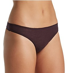 Skin Organic Pima Cotton Thong OJTET