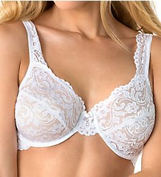 Smart and Sexy Lace Unlined Underwire Bra 85045