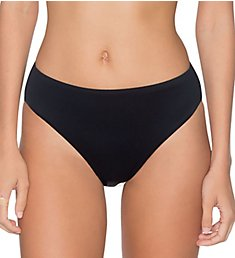 Swim Systems Solid High Noon High Rise Brief Swim Bottom A278