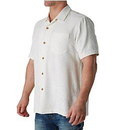 Tommy Bahama Coastal Fronds Silk Original Fit Camp Shirt T316595