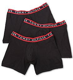 Tommy Hilfiger Basic Cotton Stretch Boxer Brief - 3 Pack 09T0961