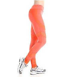 Trina Turk Laser Cut Solid Full Length Legging TR65F73