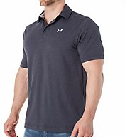 Under Armour Charged Cotton Scramble Golf Polo Shirt 1281003