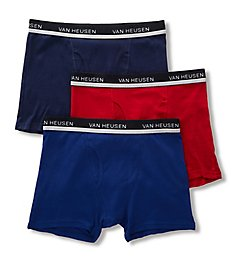 Van Heusen Core Cotton Boxer Briefs - 3 Pack 00CPB02ZB
