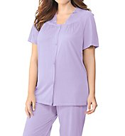Vanity Fair Coloratura Vintage Pajama Set 90107